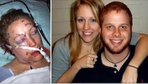 3 lata temu jej były chłopak prawie ją zabił. Teraz lekarz, który ją uratował, m