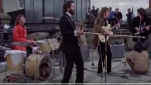 W 1969 roku The Beatles zagrali ostatni wspólny koncet. Musisz to zobaczyć!