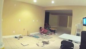 Pod nieobecność żony zaczął remontować piwnicę, gdy skończył? Niesamowite!