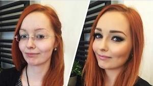 Nawet nie przypuszczałam, że wykonanie profesjonalnego makijażu jest tak proste!