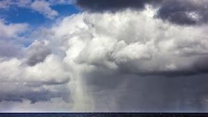 Zbliżał się deszcz, wtedy jej córka powiedziała coś czego nigdy nie zapomni