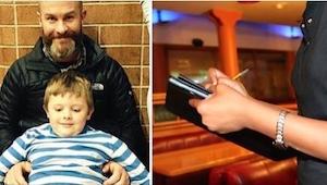 Ojciec opuścił żonę i dwójkę dzieci. 30 lat później twarz kelnerki o czymś mu pr