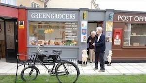 W pewnej holenderskiej miejscowości mieszkają tylko osoby w podeszłym wieku. Pow