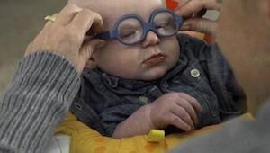 To, co się stało, gdy 4-miesięczny chłopczyk po raz pierwszy zobaczył mamę, chwy