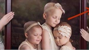 Zrobiła zdjęcia dziewczynkom chorym na raka. To, co stało się 2 lata później, wz