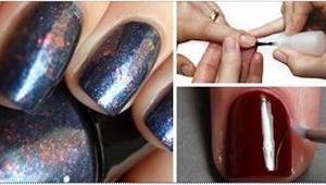 18 sposobów na pięknie pomalowane paznokcie. Te sztuczki ułatwiają życie!