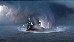 W 1925 roku na Bermudach zatonął statek. Teraz... powrócił!