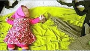 Gdy jej córeczka zasypia, ona chwyta za aparat... Koniecznie zobaczcie wyjątkowe