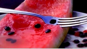 Pod żadnym pozorem nie wyrzucaj pestek z arbuza! Podczas gotowania w wodzie, roz