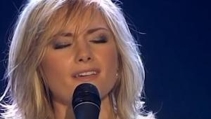 Zaczęła śpiewać Ave Maria, gdy skończyła miałam ciarki na plecach!