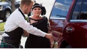 Umierająca matka nigdy nie zobaczy ślubu swojego syna. To, co 17-letni syn dla n
