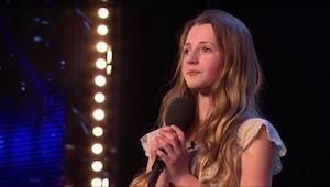 Wybrała bardzo trudny utwór i... Tego nikt się nie spodziewał po 12-latce!