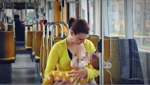 Skandaliczne zachowanie! Karmiąca piersią matka została wyrzucona z autobusu w H