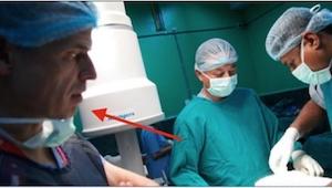 Dziecko zostało narażone na śmierć w sali operacyjnej. Kiedy jego ojciec dowiedz