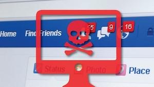 Korzystasz z Facebooka! Uważaj na krążącego wirusa, który kradnie dane i pieniąd