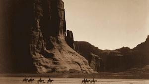 W 1906 wykonał szybkie zdjęcie. To co udało mu się uchwycić wywołuje gęsią skórk