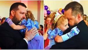 Ojciec zorganizował swojej córeczce wyjątkowe urodziny. Gdy zrozumiecie, dlaczeg