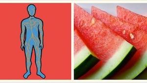 Zobaczcie, co się stanie, jeśli codziennie będziecie jeść plasterek arbuza. Zadz
