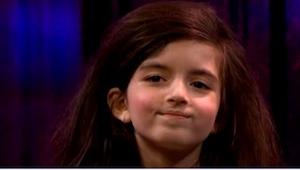 Słuchając tej dziewczynki, wszyscy ZAWSZE mają gęsią skórkę. Przekonajcie się, c