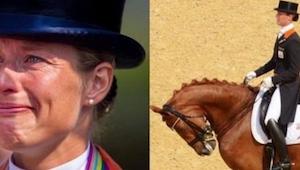Gdy zobaczyła, że głowa jej konia zaczęła puchnąc, musiała podjąć decyzję. To co