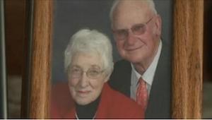 Byli małżeństwem przez 63 lata. To, co ich spotkało pod koniec życia, jest niewi
