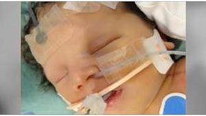 Urodziła się martwa, ale osiem minut później przywrócili ją do życia i... włożyl
