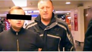Szokujące nagranie ze złapania pedofila. Nie uwierzycie, w jaki sposób został zł