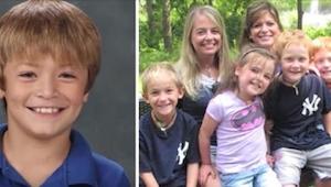 Ich córeczka przeżyła, bo dostała serce od 8-letniego chłopca. To co stało się p