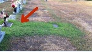Pochowali swojego syna, a gdy ponownie przyjechali na cmentarz, nie mogli uwierz
