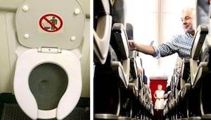 Lot samolotem niesie za sobą kilka zagrożeń, o których na co dzień nie myślimy.