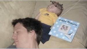 Każdego dnia świętowali urodziny swojego śmiertelnie chorego dziecka. To, co rob