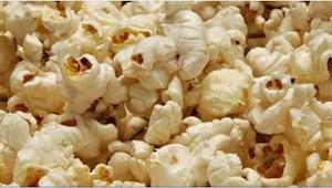 Nie przypuszczałam, że jedzenie popcornu daje TAKIE korzyści!