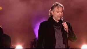 Nie wiedziałam, że Bocelli śpiewa TAKIE piosenki! To zupełnie nie jego repertuar