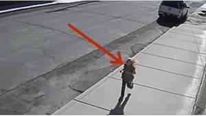 Dziewczynka biegnie ulicą i krzyczy, by ktoś jej pomógł. Gdy odkryli, co się sta
