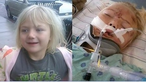 Ich 6-letnia córka ciągle się buntowała. Ulegli jej krzykom i będą tego żałować