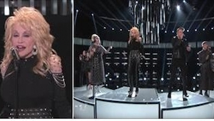 Najnowsze wykonanie kultowego hitu Dolly Parton w programie The Voice zachwyca.