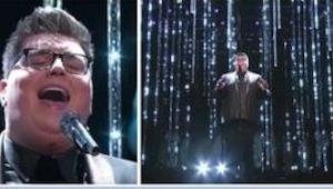 Zwycięzca amerykańskiego The Voice powraca do programy z przepięknym wykonaniem