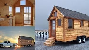 Zobaczcie ten wyjątkowy projekt funkcjonalnego domu na kółkach!