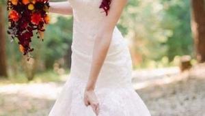 Ta oryginalna suknia ślubna ma już 2,5 miliona wyświetleń... Zobaczcie dlaczego!