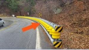 Te barierki drogowe tylko wyglądają zwyczajnie, poczekaj aż zobaczysz je w akcji