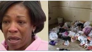 Po tym, co stało się jej wnuczkom, nie chce już znać własnego syna ani jego żony
