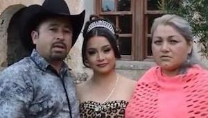 Na urodziny tej 15 latki z małego miasteczka w Meksyku zjechały się tysiące ludz