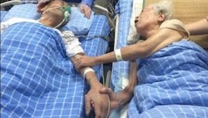 Byli małżeństwem przez 66 lat. Koniecznie przeczytaj co żona powiedziała mu prze