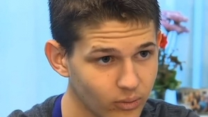 Ten chłopak przez 20 minut nie żył gdy nagle jego puls wrócił. To co powiedział