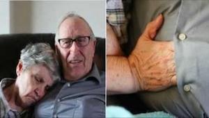 Wyjaśnił, dlaczego żona zawsze wsuwa swoją rękę pod jego koszulę. To poruszy każ