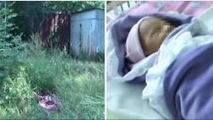 Znalazła porzucone dziecko i zabrała je do sierocińca. Kiedy odsunęli kocyk dzie