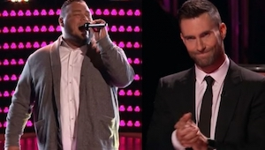 Kiedy zobaczyłam ten pełen emocji występ miałam łzy w oczach.