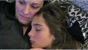 13-latka padła ofiarą zbiorowego gwałtu. 2 lata później stało się coś, co złamał