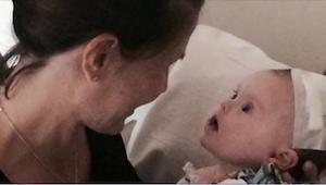 Lekarz odesłał dziecko do domu mówiąc, że jest nieuleczalnie chore, ale kiedy ro