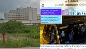 Skandal na Lubelszczyźnie. Personel szpitala wyprosił matkę umierającego chłopca